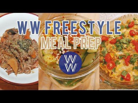 ww-freestyle-weekly-meal-prep-buffet-style- -creamy-mushroom-beef-roast-+-more!