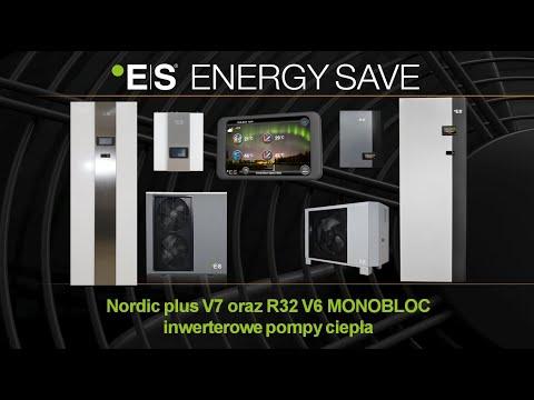 Zalety pomp ciepła Energy Save