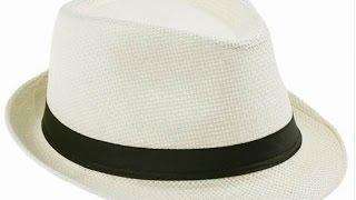 Обзор шляпа федора с Aliexpress (алиэкспересс)