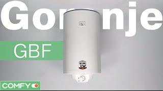 Gorenje GBF - накопительный водонагреватель с