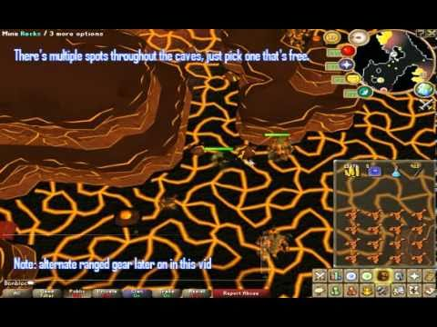 Ultimate 1-99 Ranged Guide BEST CASH+250k xp/h | By Bonbloc