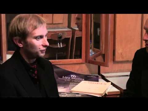 Lípa Musica - Ivo Kahánek - Inteview 2011