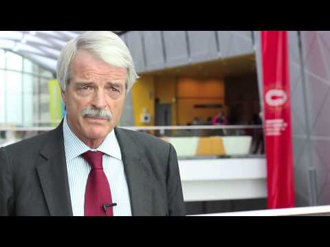 Professor Malcolm Grant at NHS Confederation annual conference 2013