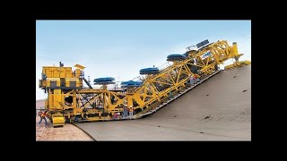 Heavy Duty Large Construct Building Bridge Machines, Fastest Extreme Construction Modern Technology