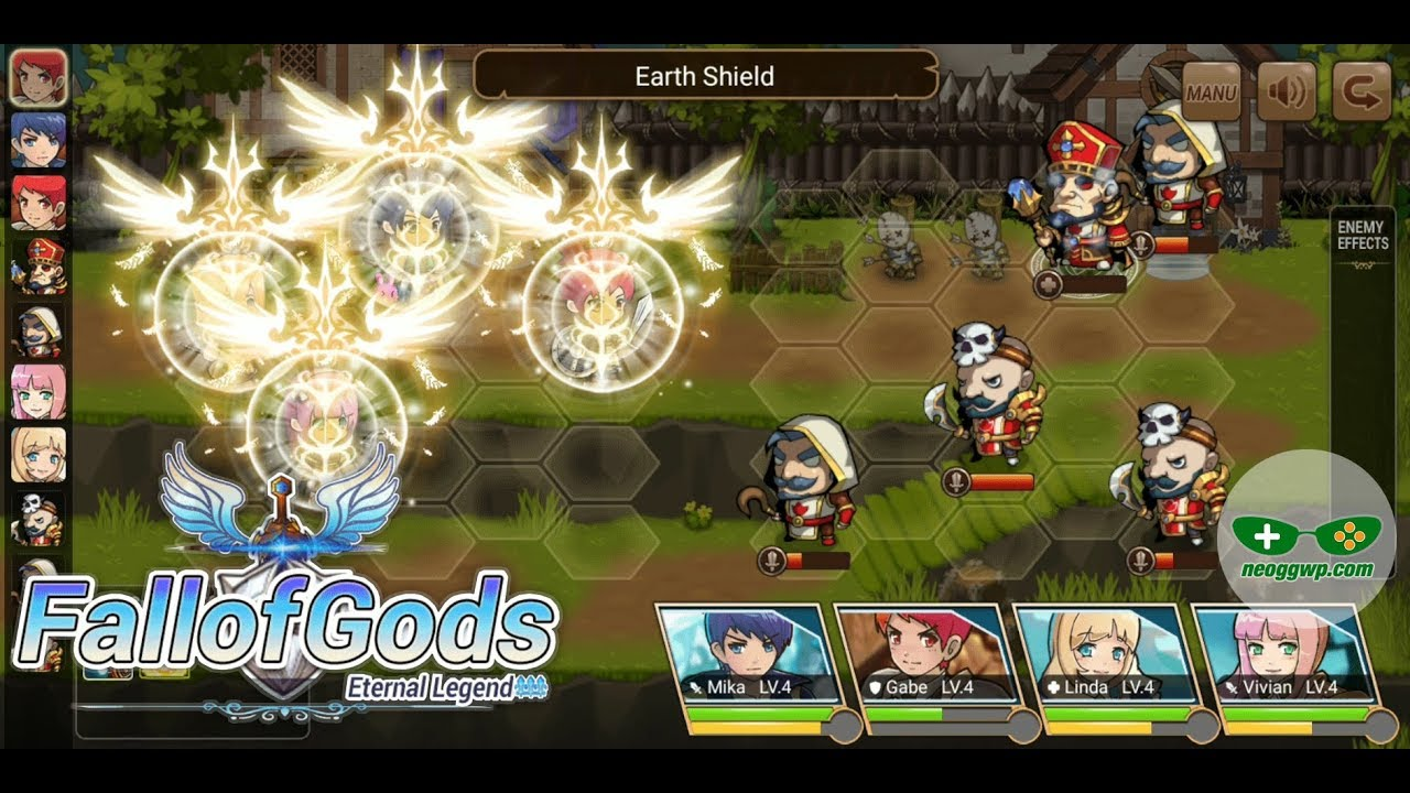 Fall Of Gods (Android APK) - Role Playing Gameplay Chapter 1