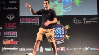 2015World 1A SemiFinal 07 Janos Karancz