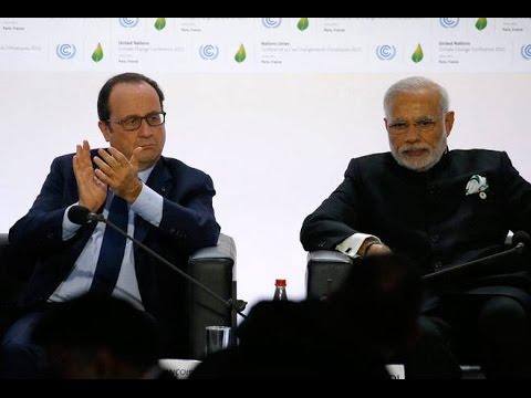 LIVE: Narendra Modi speech at launch of International Solar Alliance