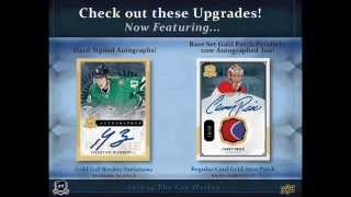 2013-14 Upper Deck The Cup Hockey