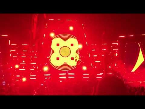 REZZ - One Step Closer Vs. Alien @ EDC Las Vegas 2017