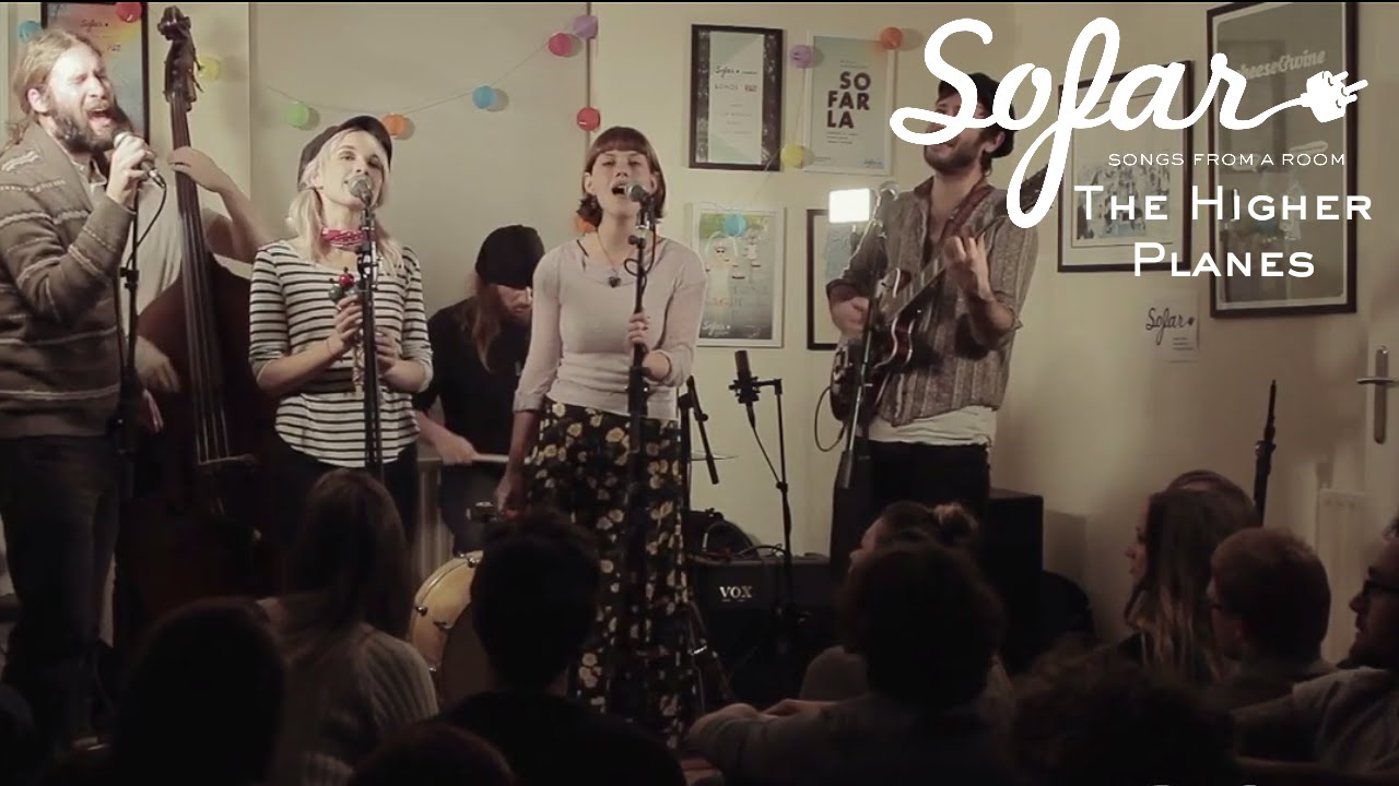 The Higher Planes - Best Friend | Sofar London