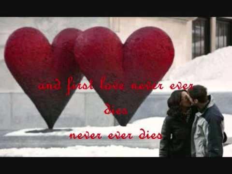 First Love Never Dies.wmv - by the Cascades