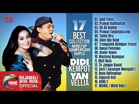 """Didi Kempot """" 17 Best Collection Nonstop Campursari Koplo """" Full Album (Original Audio) #music"""