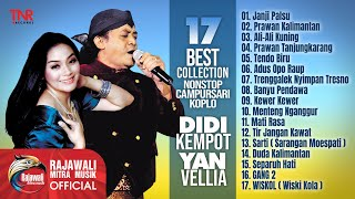"Video DIDI KEMPOT "" 17 BEST COLLECTION NONSTOP CAMPURSARI KOPLO "" Full Album (Original Audio) #music download MP3, 3GP, MP4, WEBM, AVI, FLV April 2018"