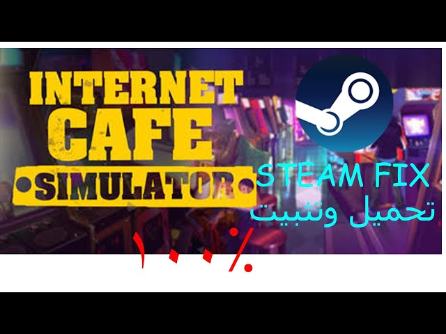 Internet Cafe simulator Download +Install + Steam Fix latest version