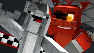 Minecraft Hide and Seek | Brodown | Five Night's at Freddy's