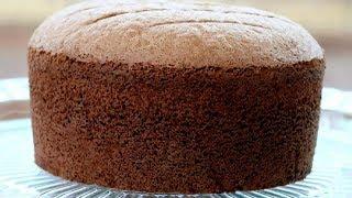 【古早味蛋糕 】可可 巧克力 棉花蛋糕