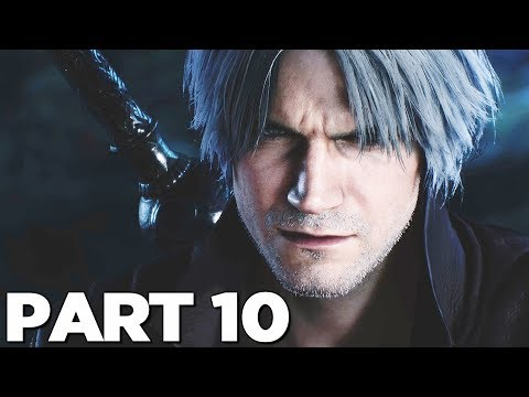 DEVIL MAY CRY 5 Walkthrough Gameplay Part 10 - DANTE (DMC5)
