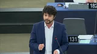 Intervento in aula di Brando Benifei sulle interferenze elettorali straniere e disinformazione nei processi democratici nazionali ed europei