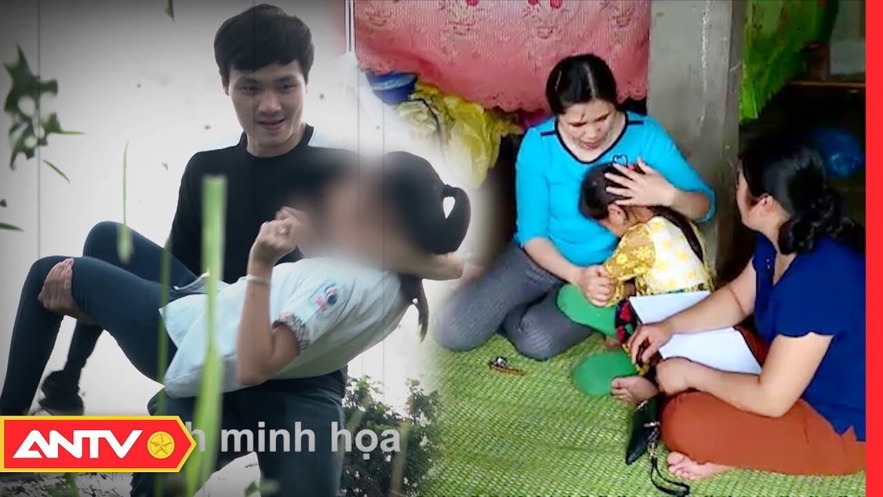 Lộ mặt gã trai bản hiếp dâm cháu bé 7 tuổi từ sợi tóc trên tấm cót | NVSK | ANTV