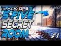 Black Ops 3 Glitches : 5 Insane Random Secret Room #1 - BO3 Glitches 1.21 - PS4/XBOX1