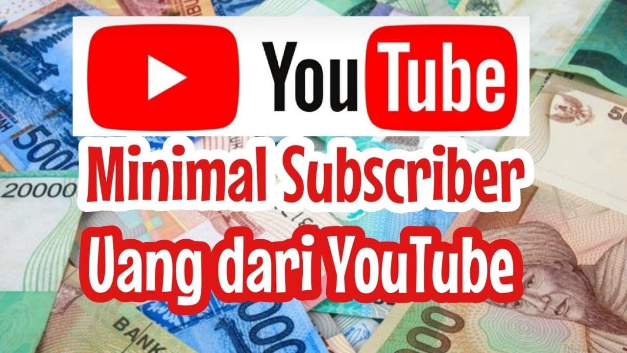 Berapa Subscriber Untuk Mendapatkan Uang Dari Youtube Bukan Motovlog 6 Youtube