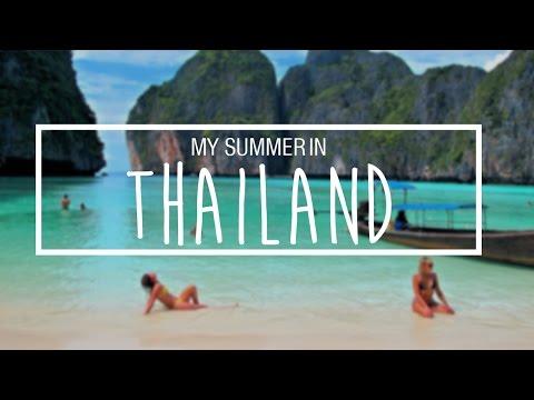 Summer in Thailand