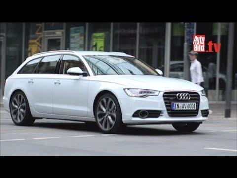 Audi A6 Avant - Luxus-Kombi im Check