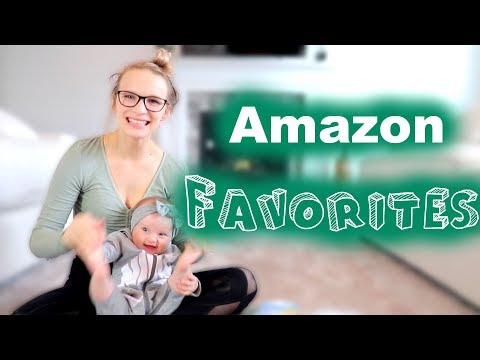 Amazon Favorites | Mommy, Toddler, & Baby