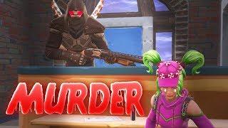 Der KILLER ist ZURÜCK!   Fortnite MURDER