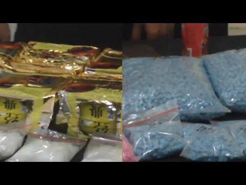 Polisi Berhasil Gagalkan Peredaran 14,5 Kg Sabu dan 40 Ribu Butir Pil Ekstasi Mp3