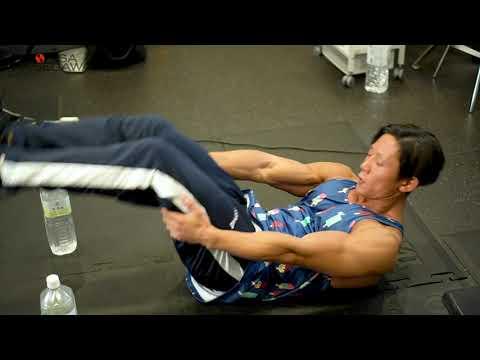 自宅で簡単1日5分脂肪燃焼トレーニング!ヒップアップ・お腹痩せ・脚痩せ