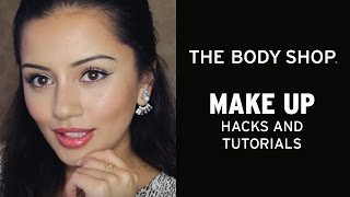 Festive Party Make-Up Look | Kaushal Beauty x The Body Shop