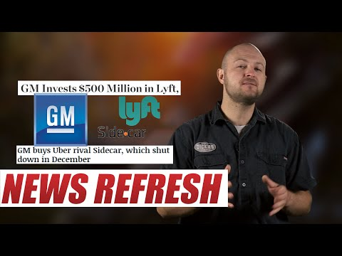 GM launches MAVEN, Volvo DEATHPROOF, Chevy Realtree, Cherokee Overland and Tesla Lawsuit