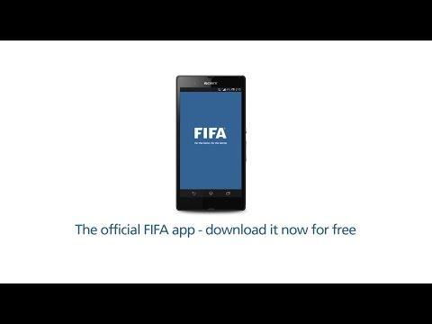 The FIFA app - The world of football in your hands