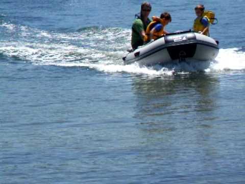320 vib boat