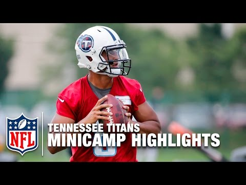 Tennessee Titans 2016 Minicamp Highlights | NFL