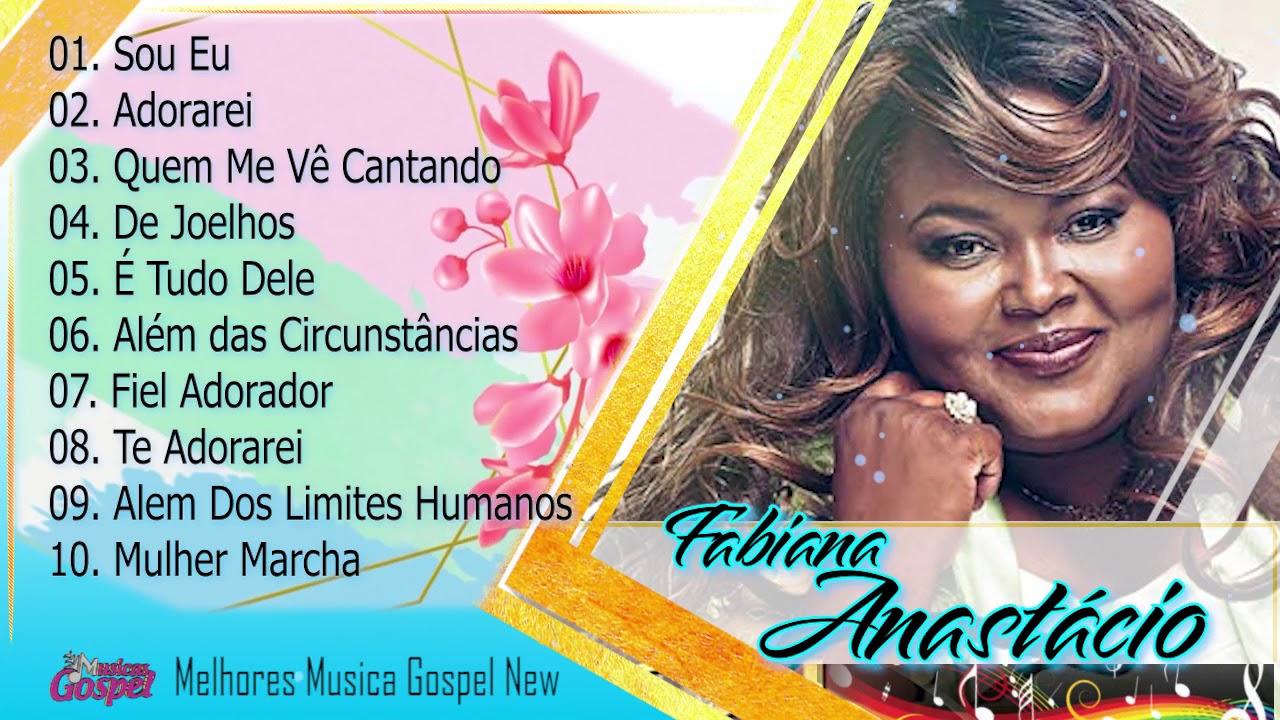 Fabiana Anastácio - Top 10 As Melhores Música Gospel 2020 - Amém muito obrigado Senhor JESUS