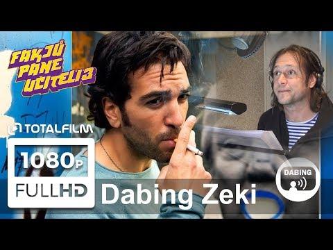 Fakjů pane učiteli 3 - DABING - Radek Hoppe jako Zeki Müller