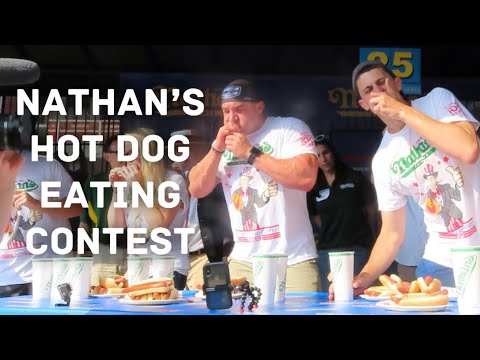 Nathan's Hot Dog Eating Contest | St. Louis Qualifier