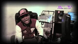 "Wizkid | ""I Love My Baby"" Live For MsYou TV!"