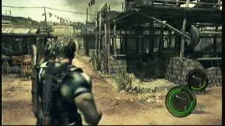 Resident Evil 5 Xbox 360 Demo Part 1/3