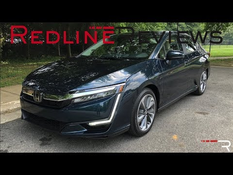 2018 Honda Clarity Plug In Hybrid No More Range Anxiety