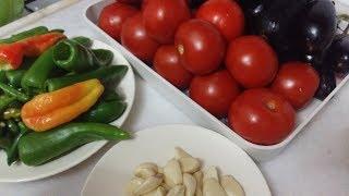 Patlıcan Salamura Turşusu