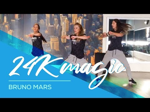 24K Magic - Bruno Mars - Davy Johnes remix - Easy...