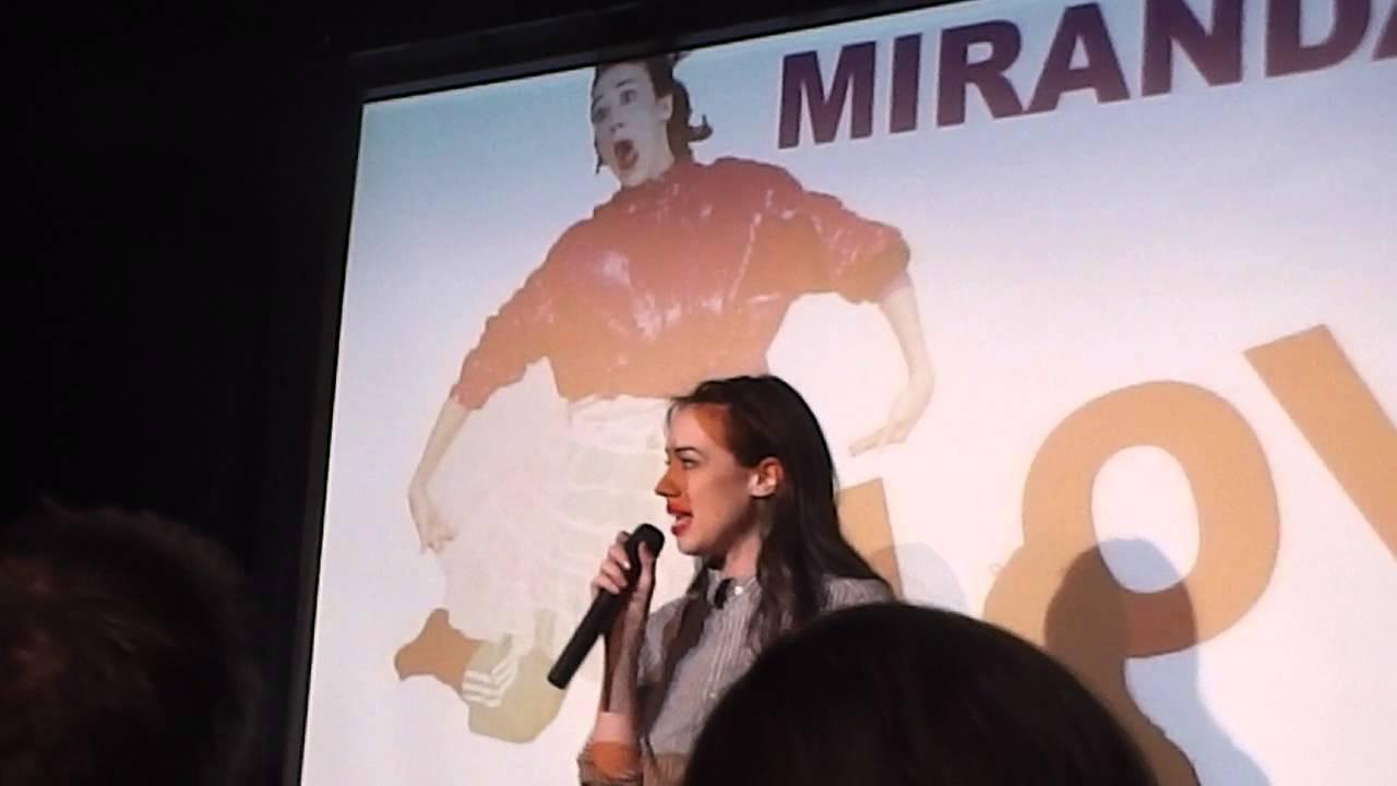 miranda rights porn