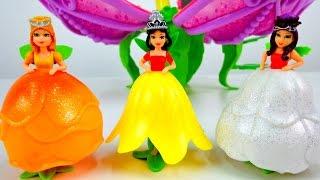 Мультфильмы для девочек. Куколки. Весна. Исполнение желаний