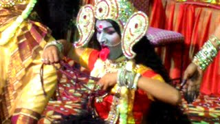 3 kaali maa Ki jhanki | Live Jagran Video | Maa Kali Tandav Dance | Aryan And party