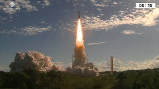 Arianespace Flight VA244 - Launch Sequence