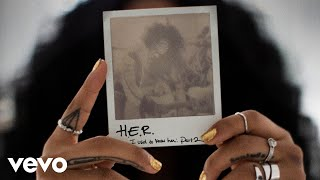 H.E.R. - Carried Away (Audio)