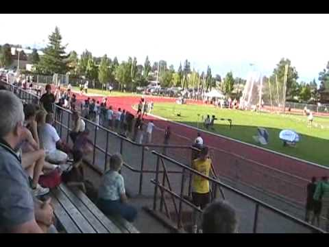 2007 Athletics Canada Junior Nationals - Men's 200...